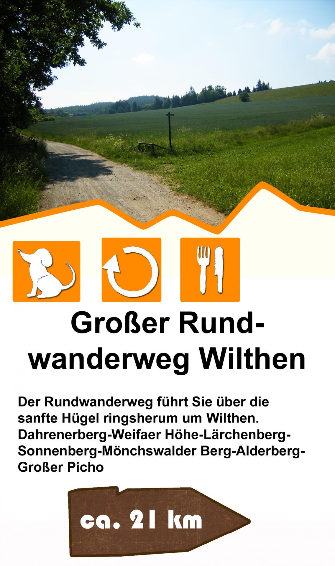 Großer Rundwanderweg Wilthen