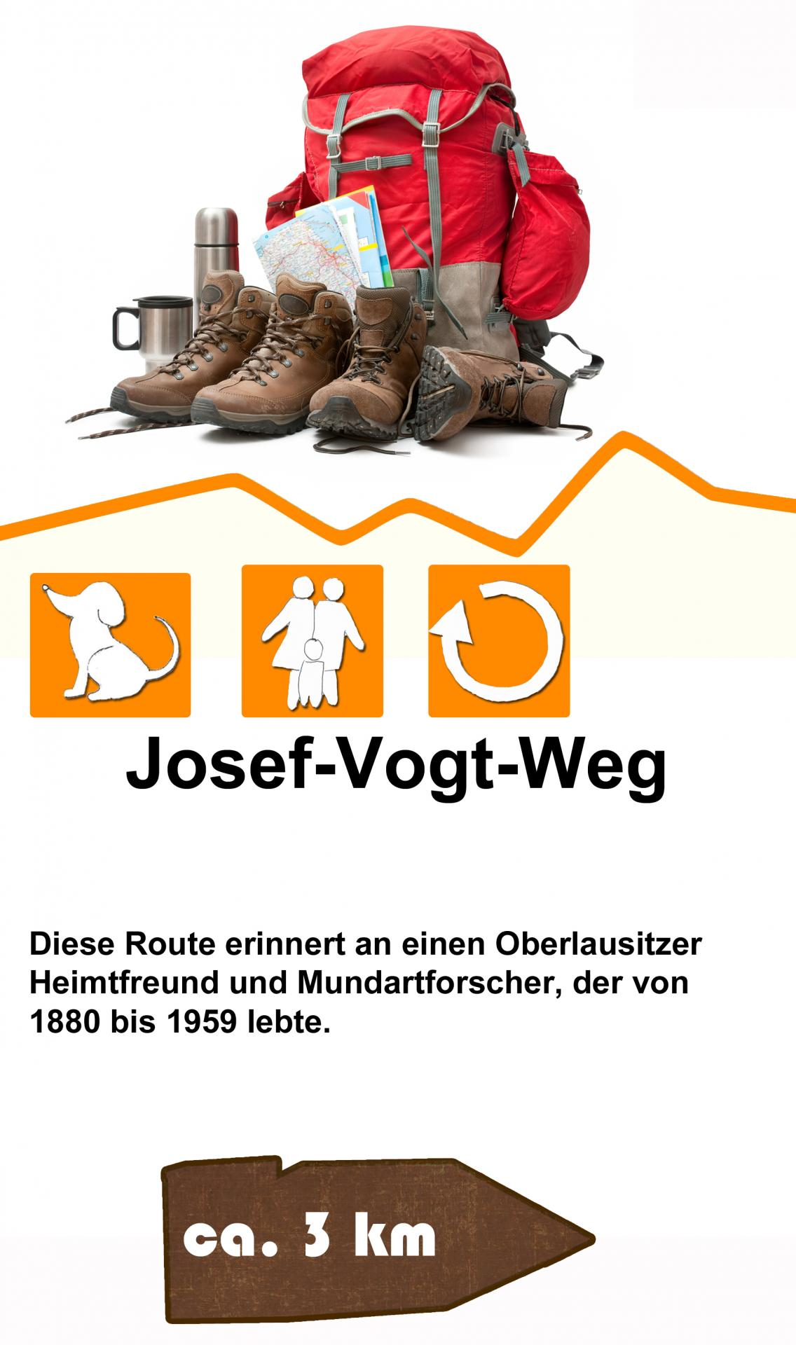 Josef-vogt-weg Schirgiswalde-Kirschau