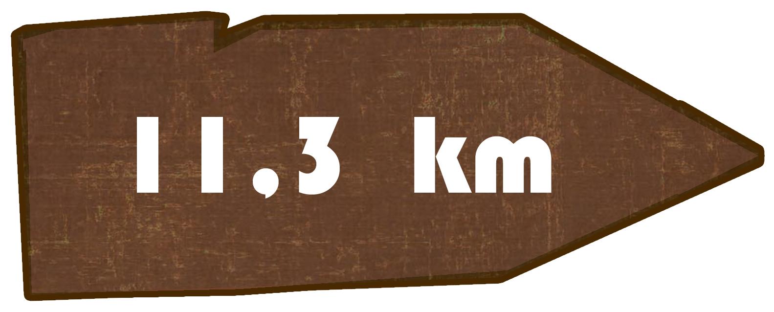 Kilometer Ebersbacher Rundweg