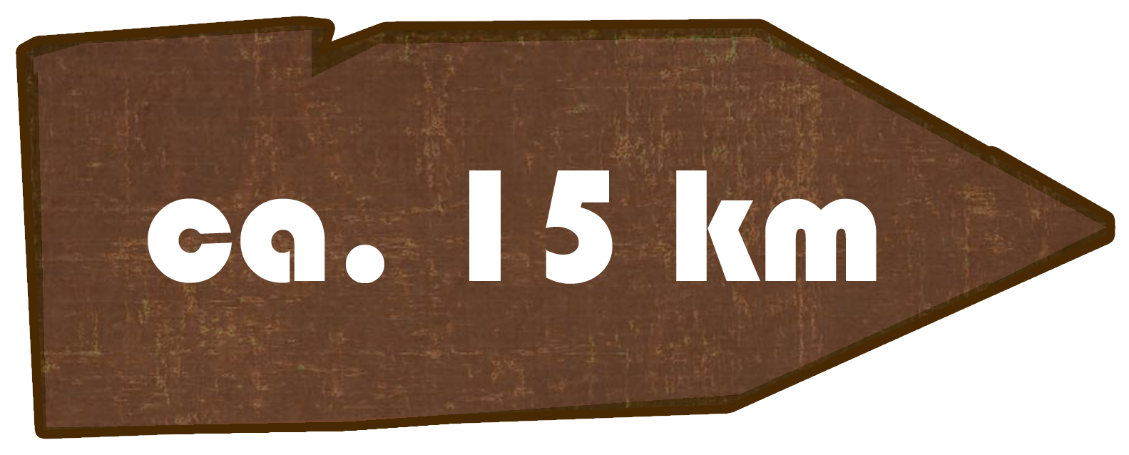 Kilometer Obercunnersdorf - Niedercunnersdorf - Großschweisnitz- Dürrhennersdorf - Kottmarsdorf - Obercunnersdorf