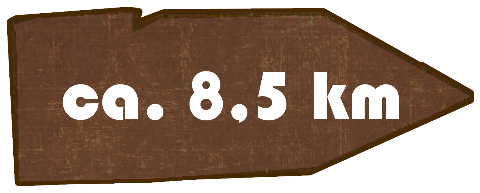 Kilometer Obercunnersdorf - Sonnenberg - Otthenhain - Niedercunnersdorf - Obercunnersdof