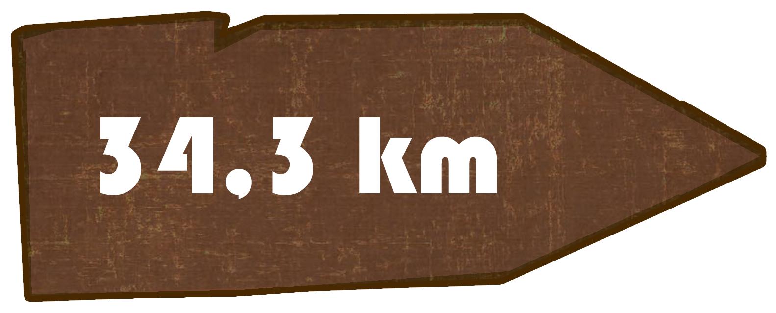 Kilometer Weinbrandroute