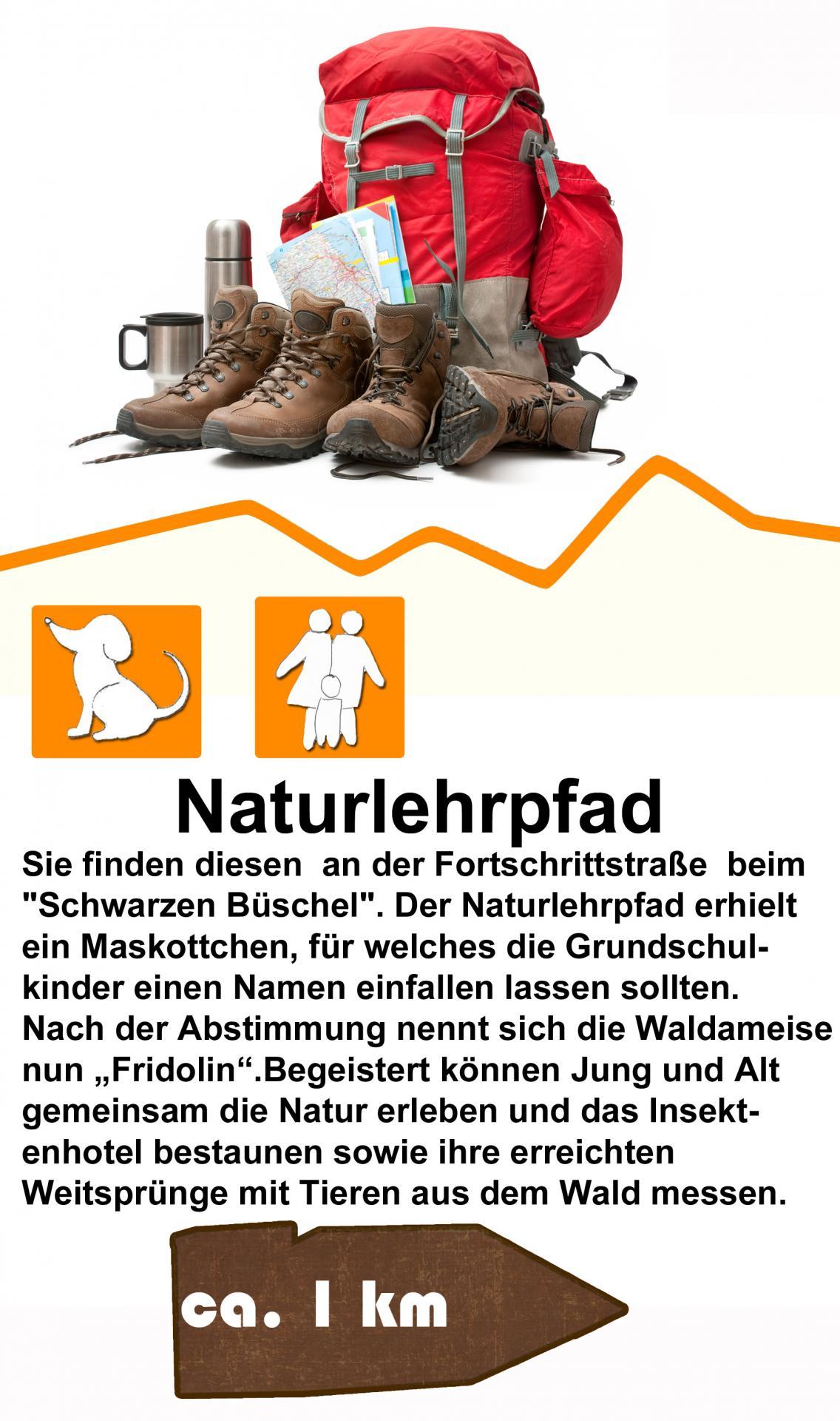 Naturlehrpfad Obergurig