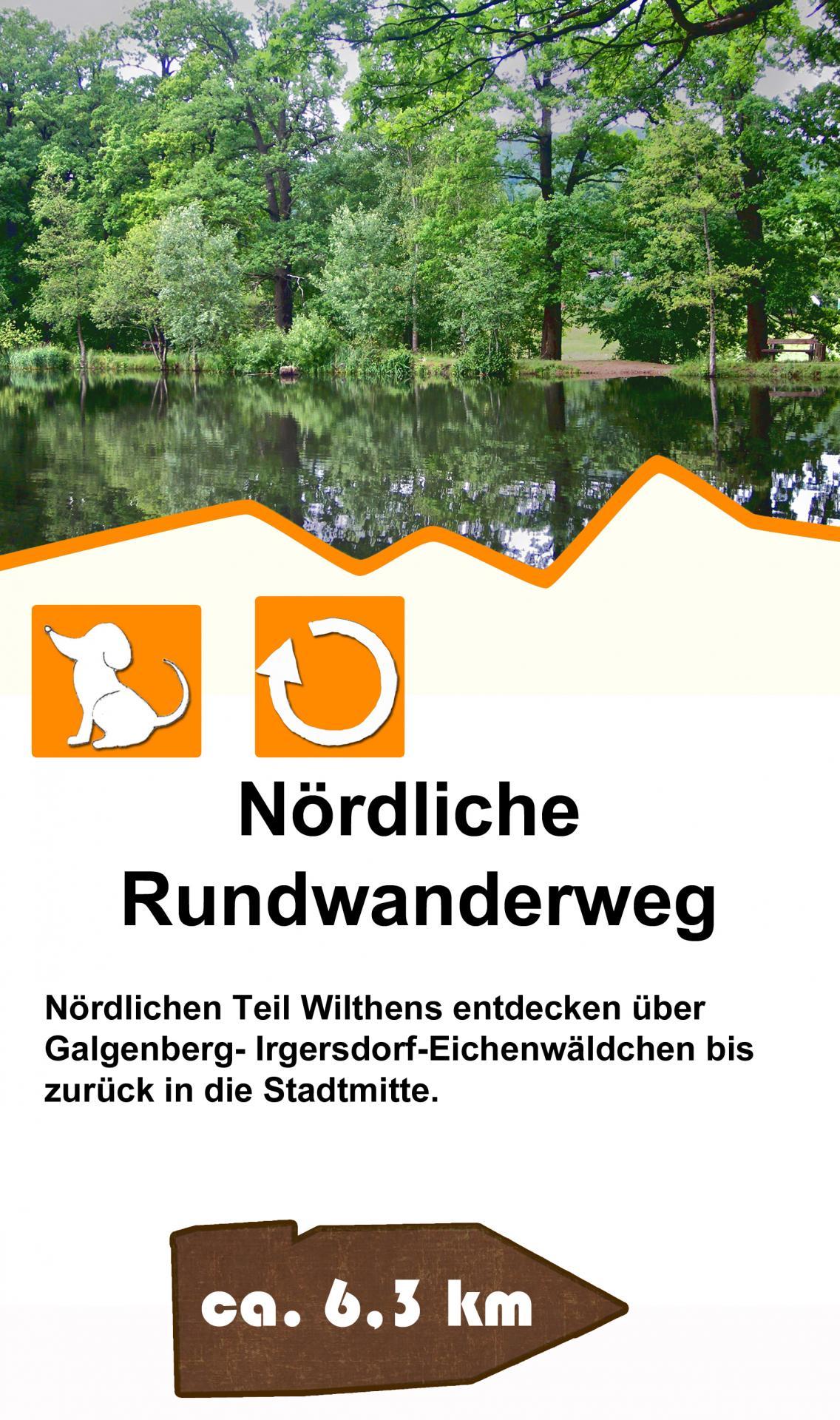 Nördlicher Rundwanderweg