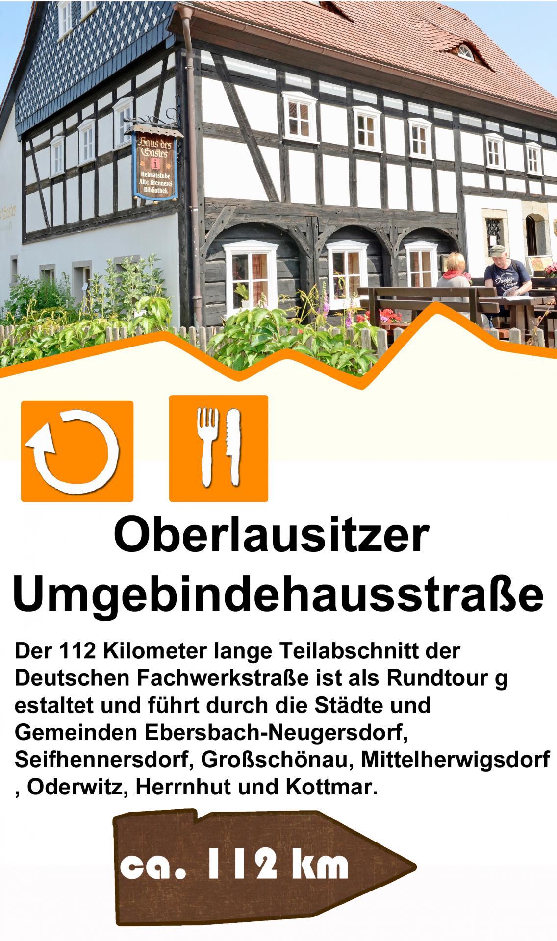 Oberlausitzer Umgebindehausstraße