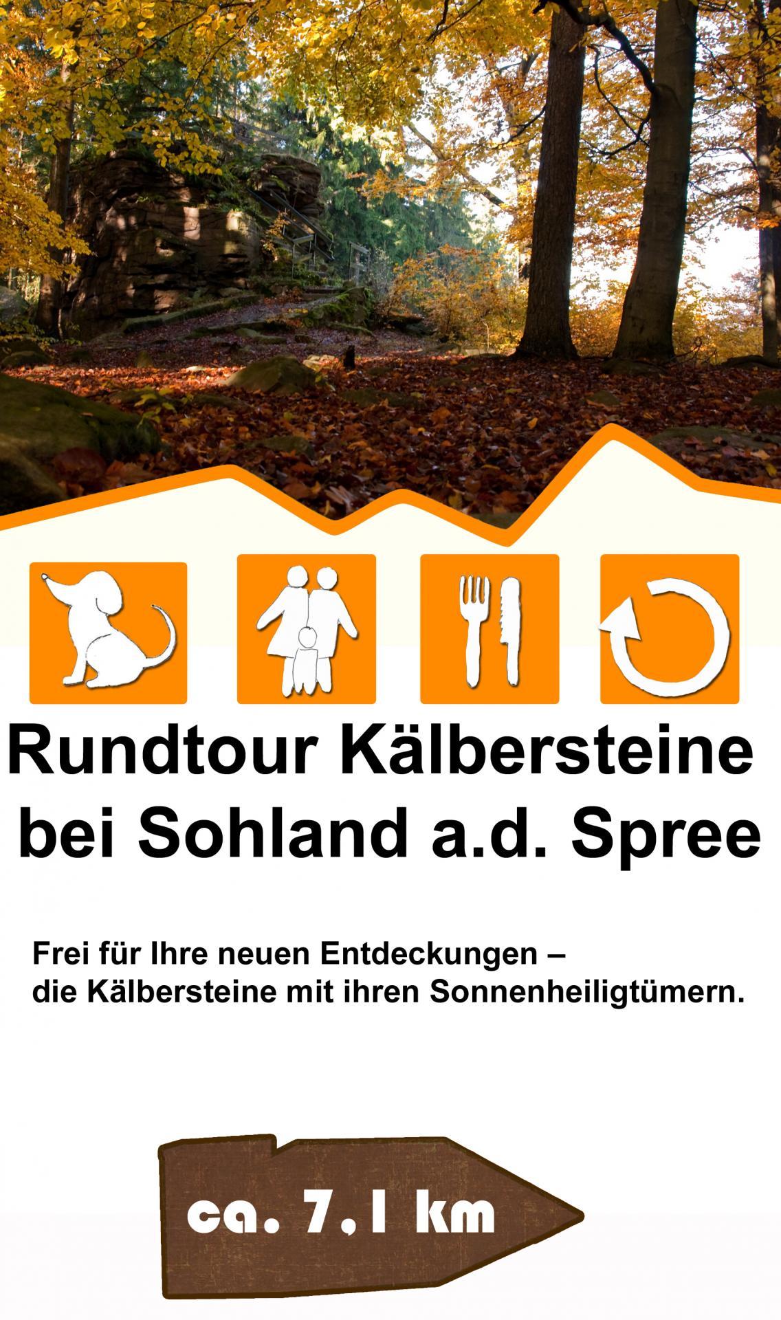 Rundtour Kälbersteine