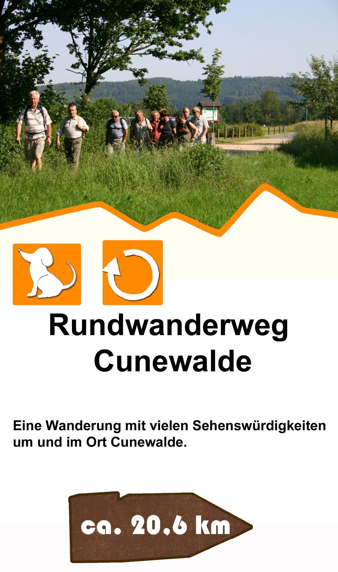 Rundwanderweg Cunewalde