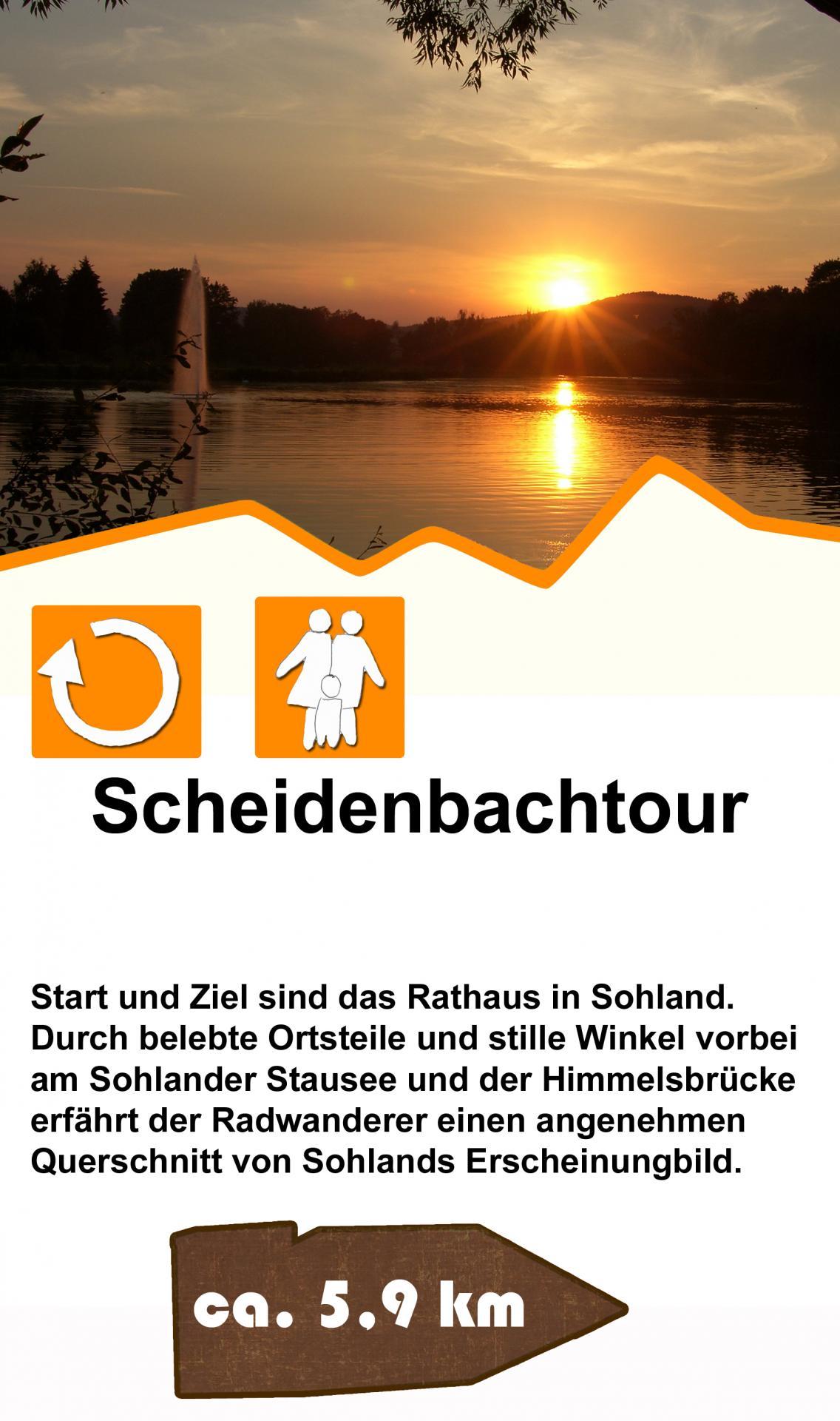 Scheidenbachtour