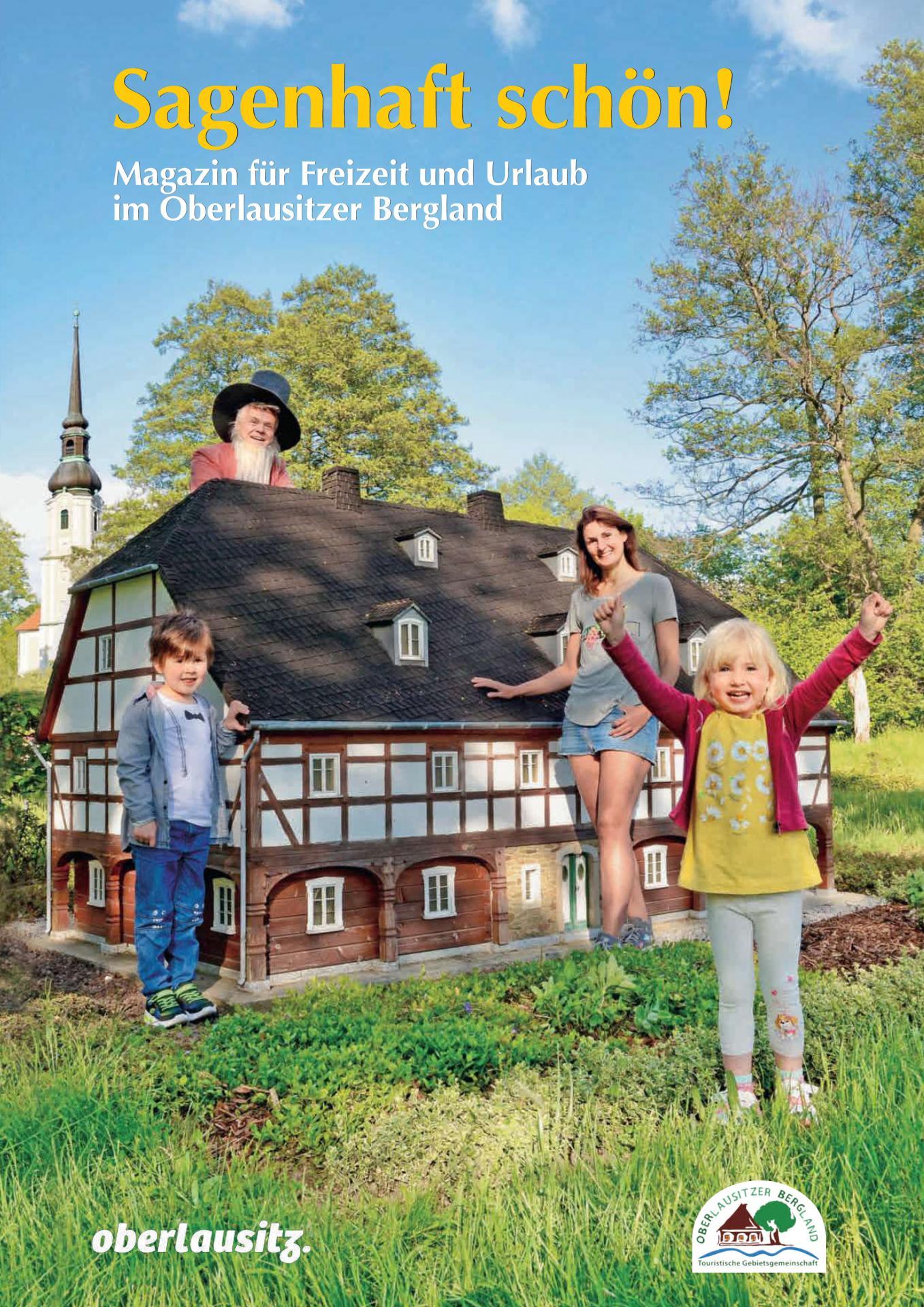 Titelbild Urlaubsmagazin TGG OL Bergland