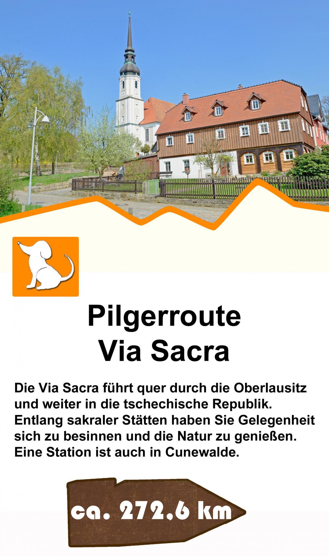 Via Sacra Pilgerroute