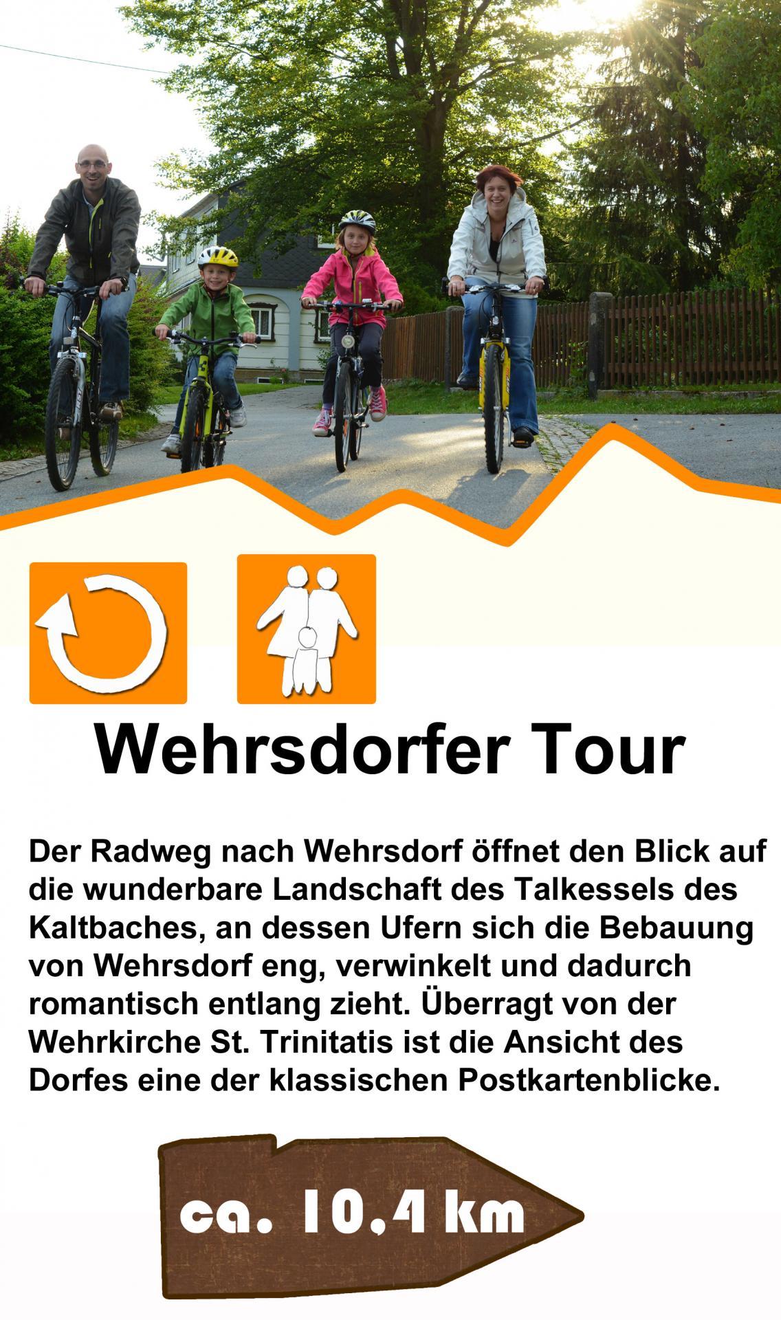 Wehrsdorfer Tour