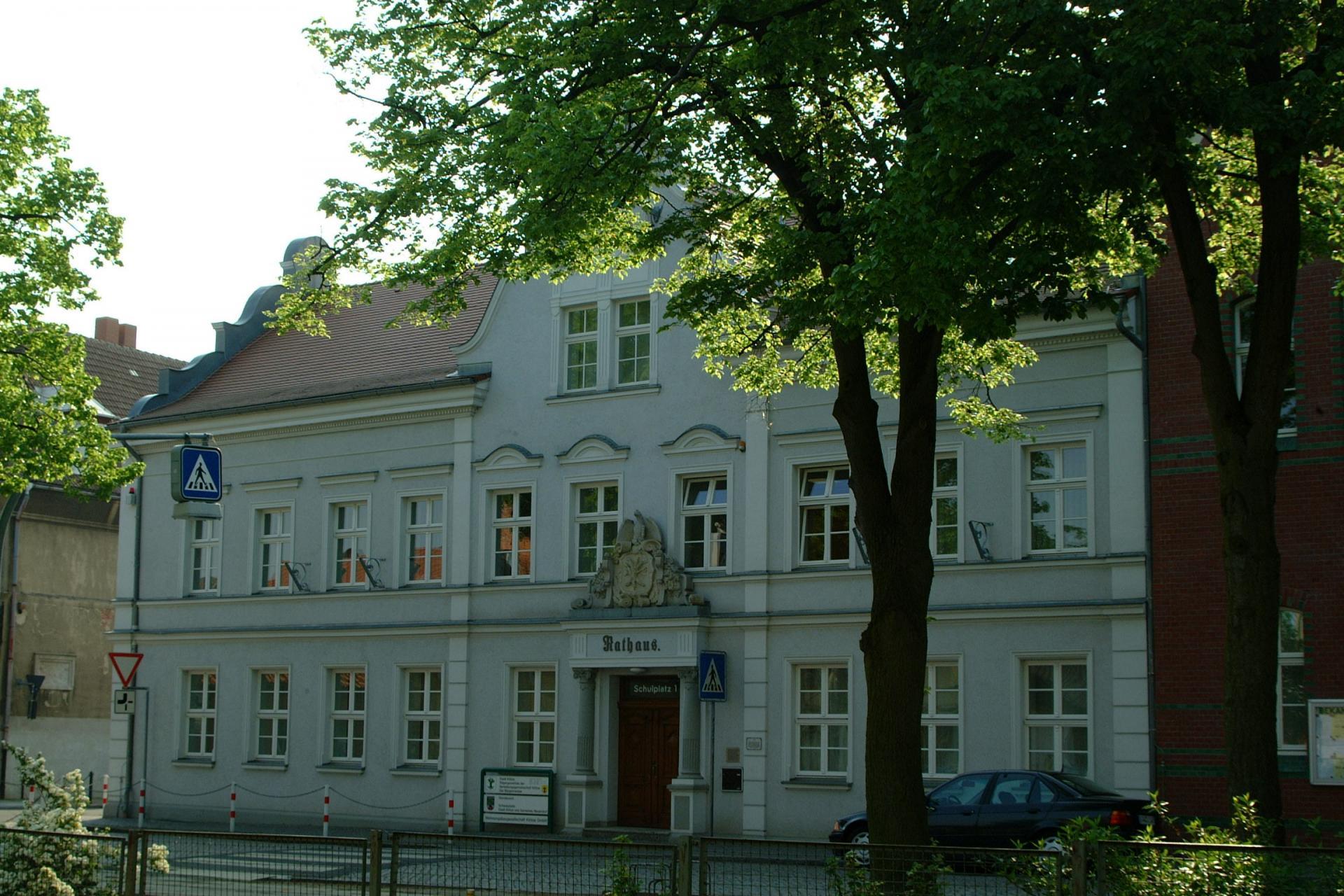 Rathaus Stadt Klötze