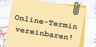Online-Terminvergabe