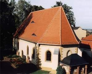 Kirche nicolaikirche