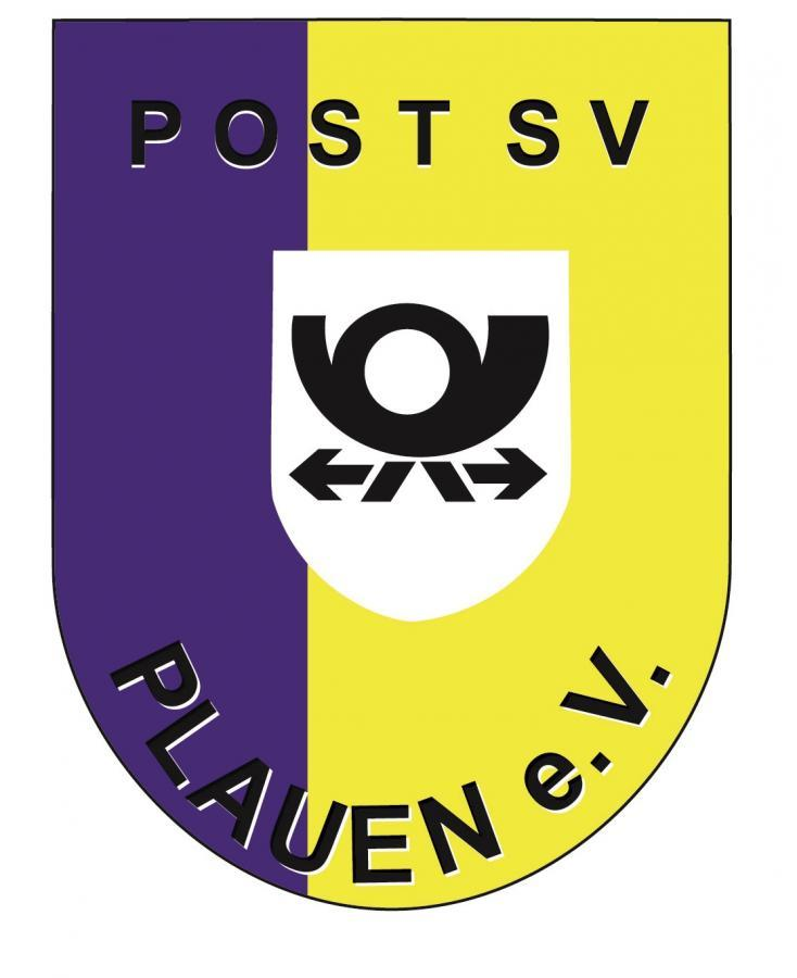 Logo Post SV Plauen