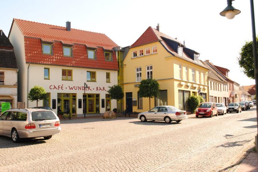 Bad Sülze Marktplatz