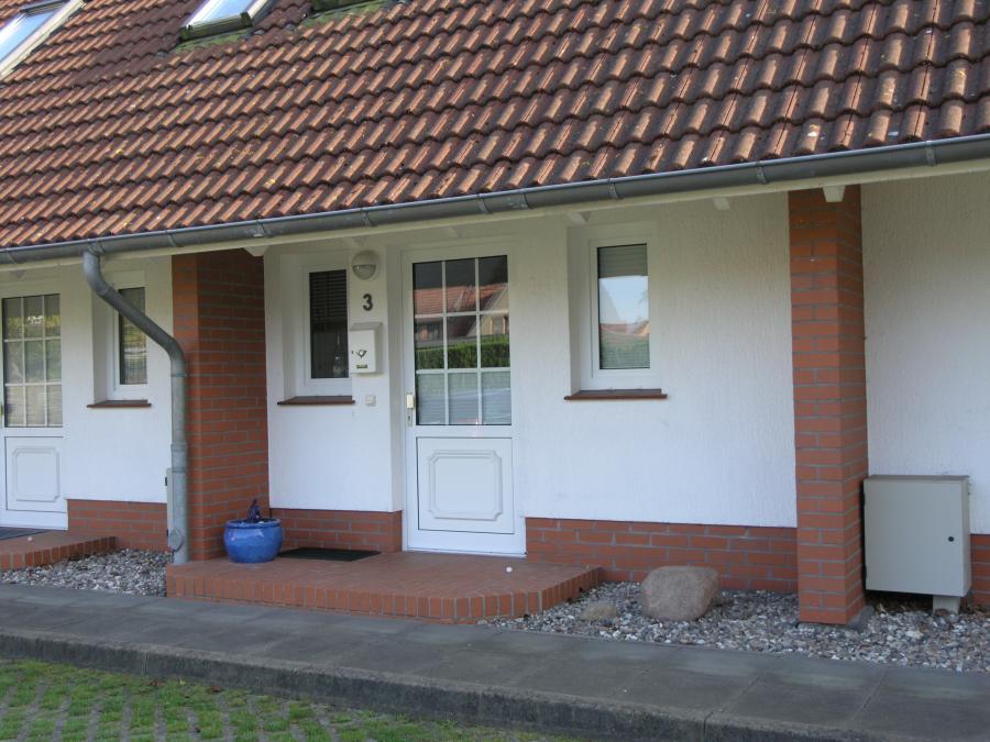 """Ferienhaus """"Claudia"""" ostseebad Zingst"""