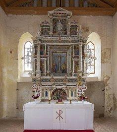 Roga Doki Altar
