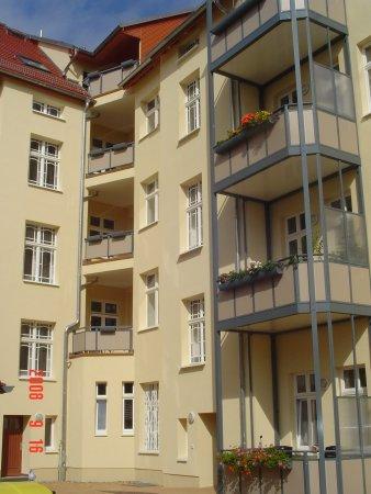 St.Marien 18 Hof