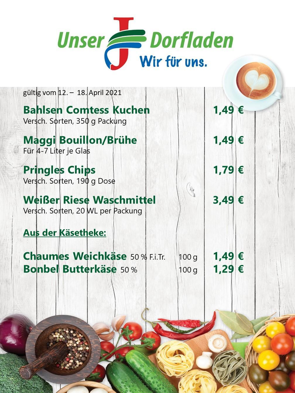 Angebot KW 15
