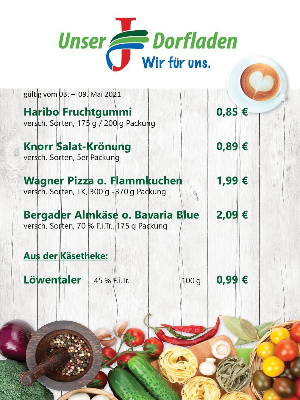 Angebot KW 18