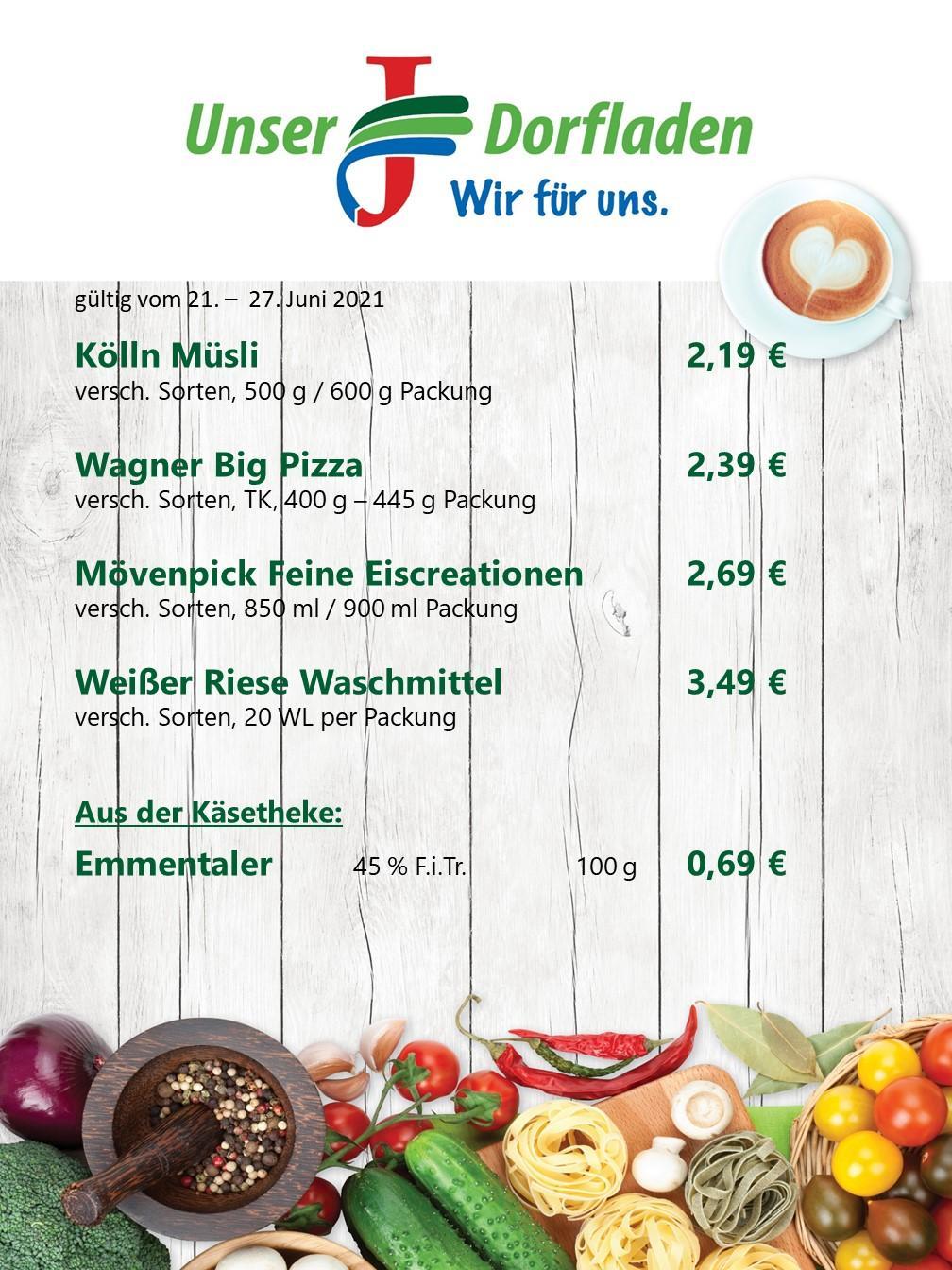 Angebot KW 25