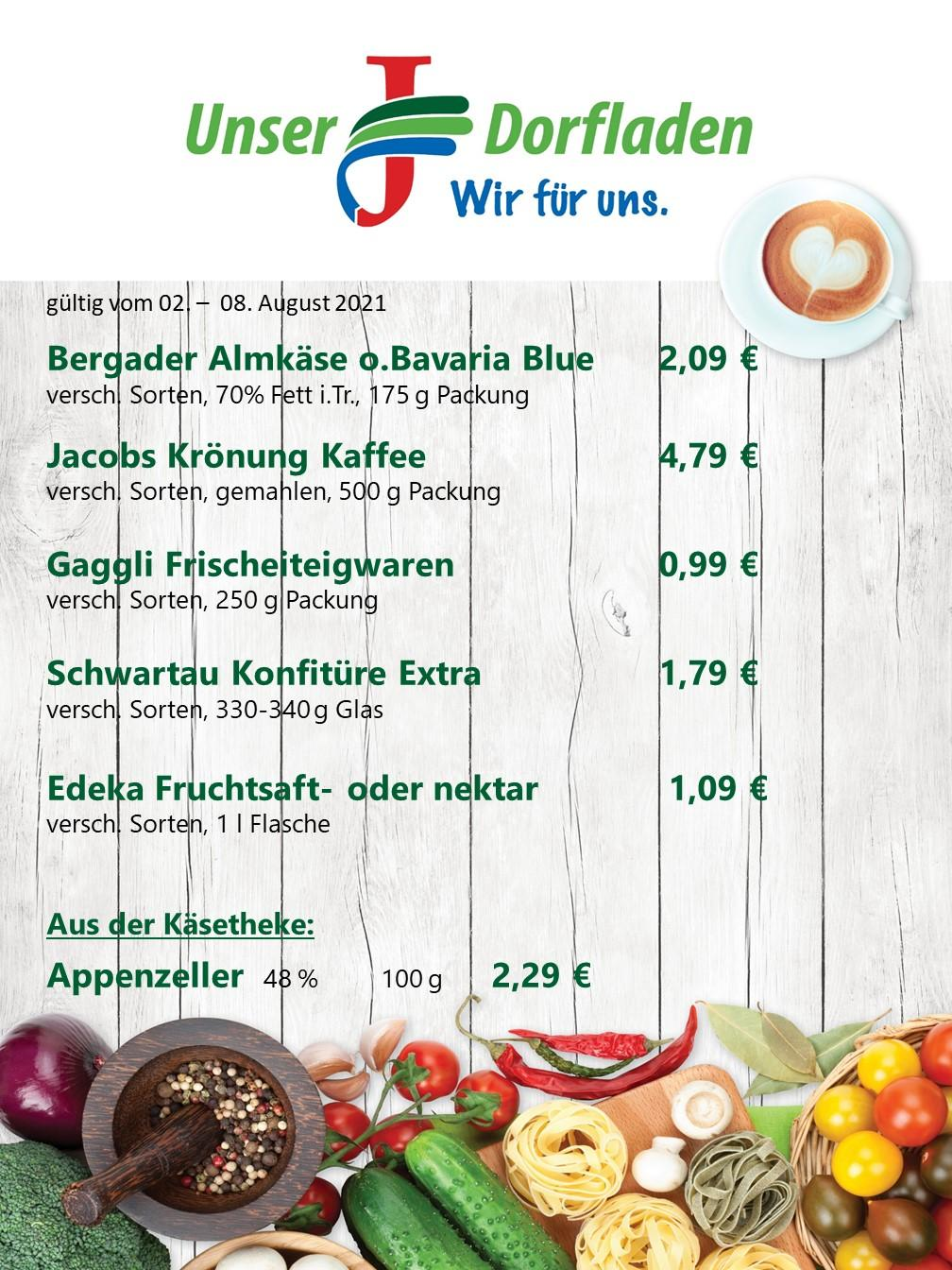 Angebot KW 31
