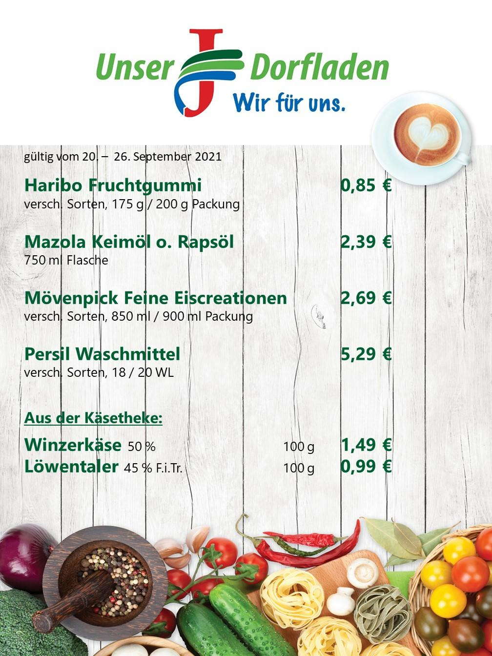 Angebot KW 38