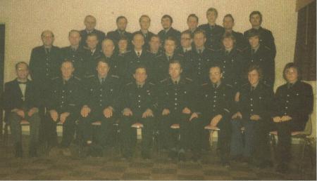 1973 FF Schnakenbek Gruppenfoto