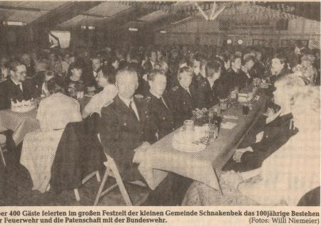 1989 FF SKB 100 Jahre Festkommers