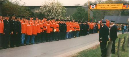 1996 Amtswehrfest in Schnakenbek