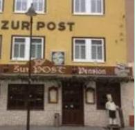 """Gasthaus & Pension """"Zur Post"""""""