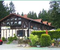 """Waldbaude """"Großer Dreiherrenstein"""" in Frauenwald"""