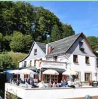 "Waldcafé ""Fraubachmühle"" in Frauenwald"