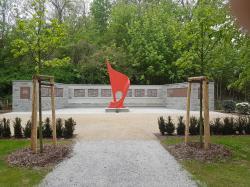 Sowjetisches Ehrenmal in Uhsmannsdorf