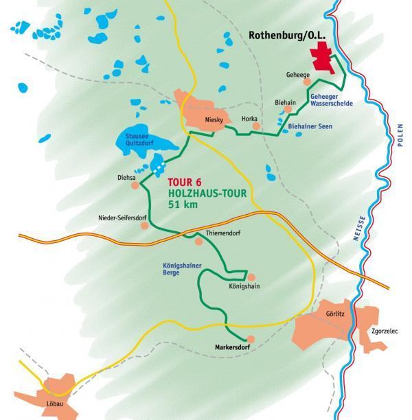 Holzhaus-Tour