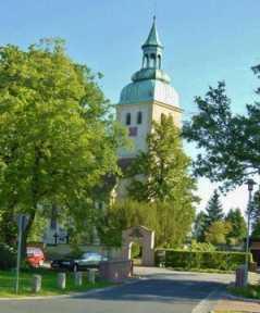 Kirche Daubitz