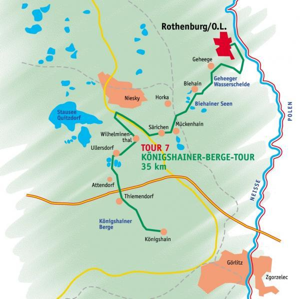 Königshainer-Berge-Tour