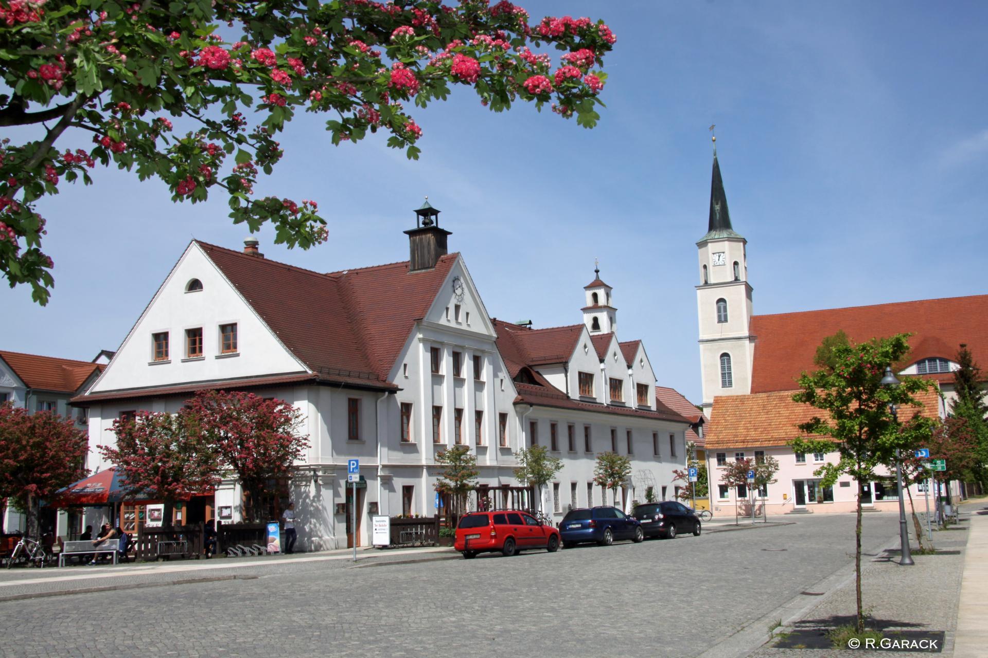 Marktplatz Rothenburg OL