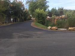 Grundhafter Ausbau Teilstück Froschradweg / Am Taubenhübel OT Nieder-Neundorf