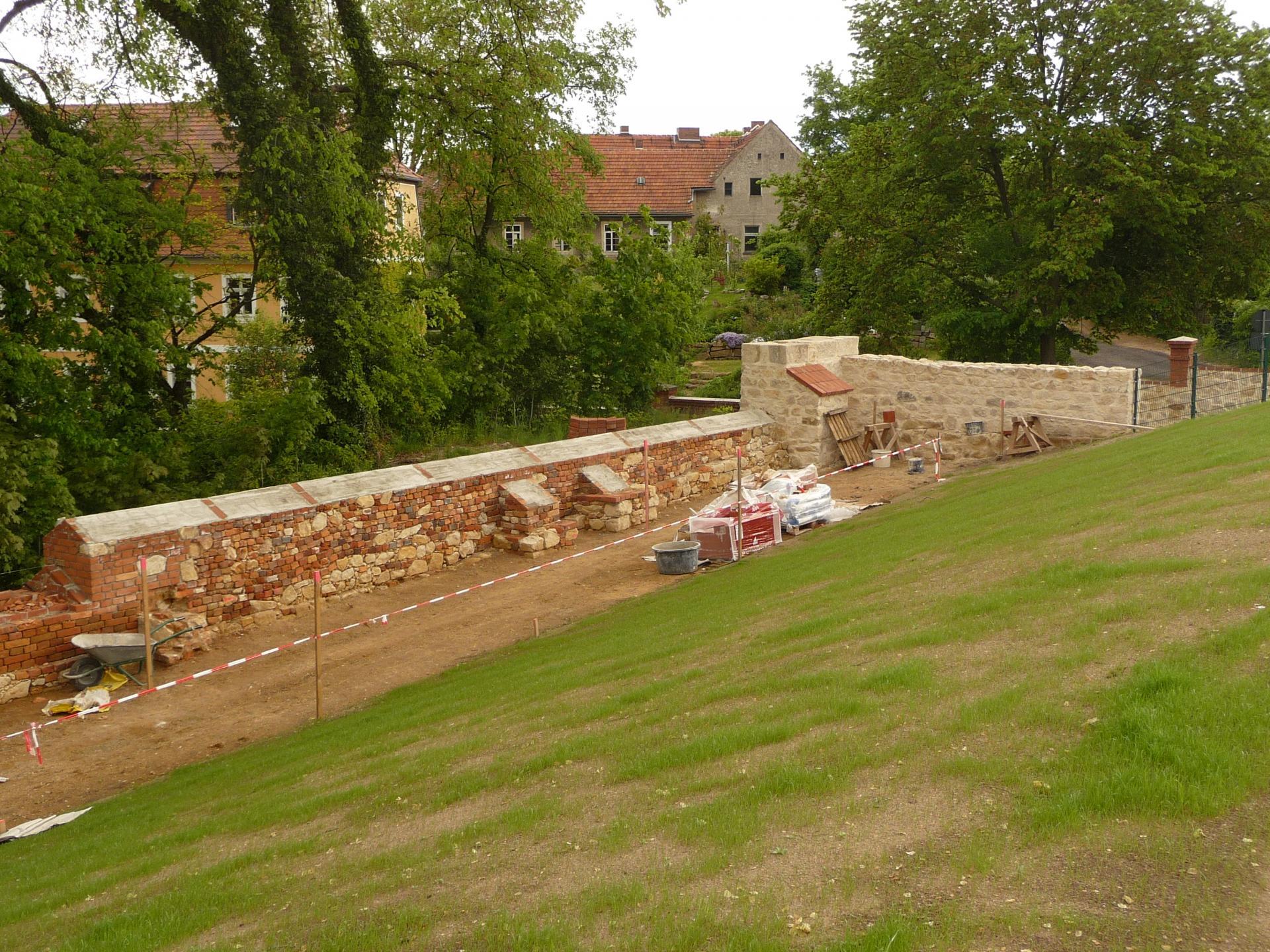 Umgestaltung Schlossplatz