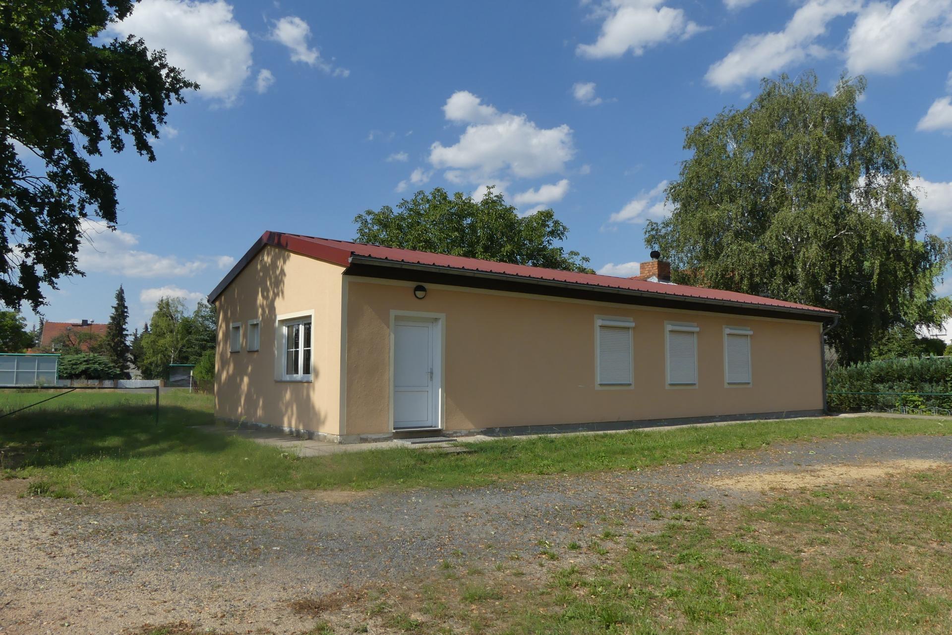 Vereinshaus Geheege