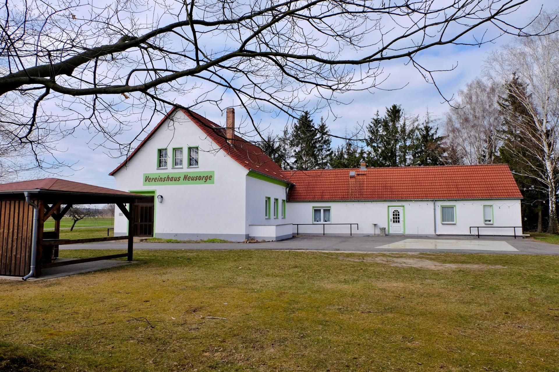 Vereinhaus Neusorge ©Stephan Peereboom