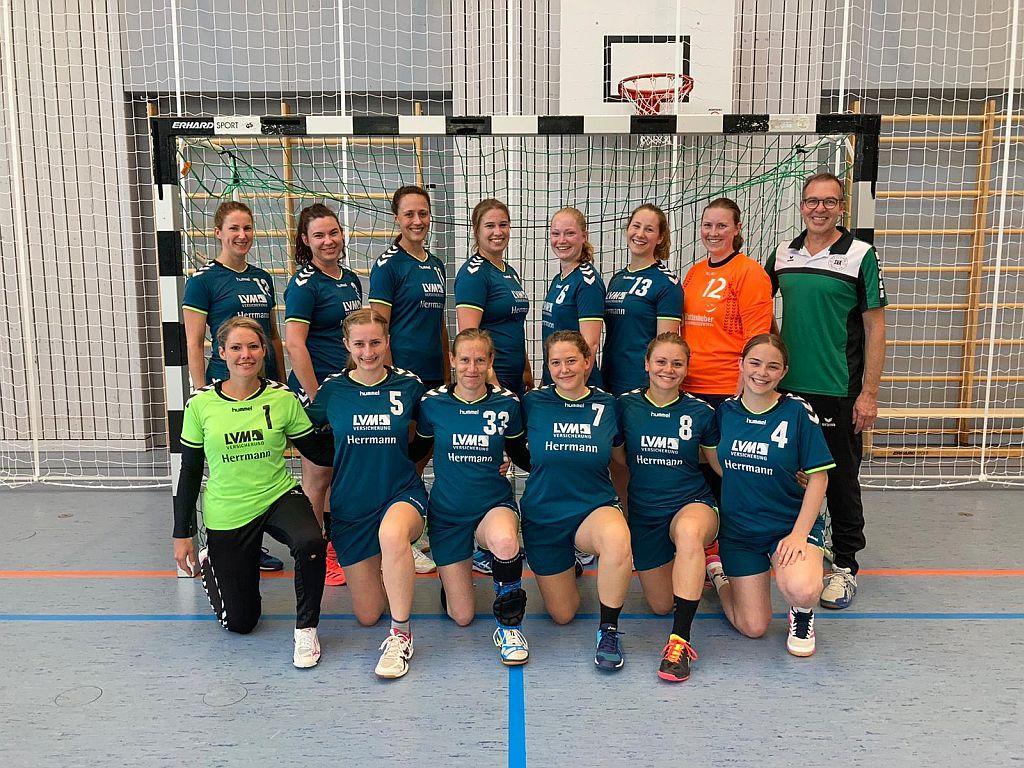 Frauenmannschaft 2021_22