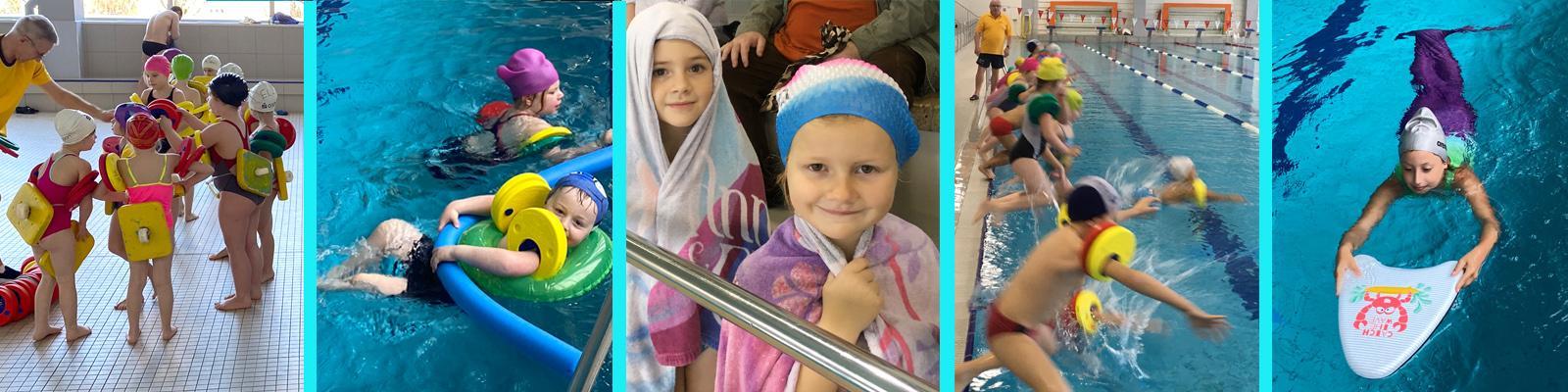 Schwimmschule macht Spaß