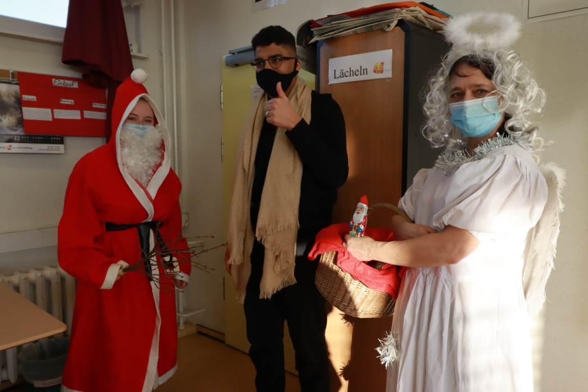 Weihnachten an der GOS Kremmen
