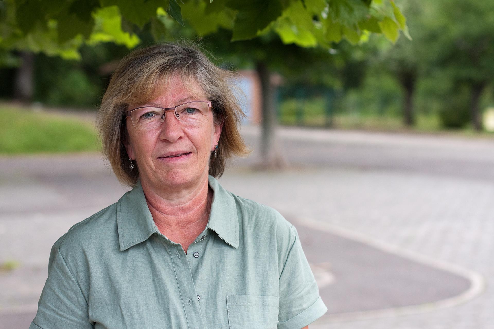 Frau Kostelnik
