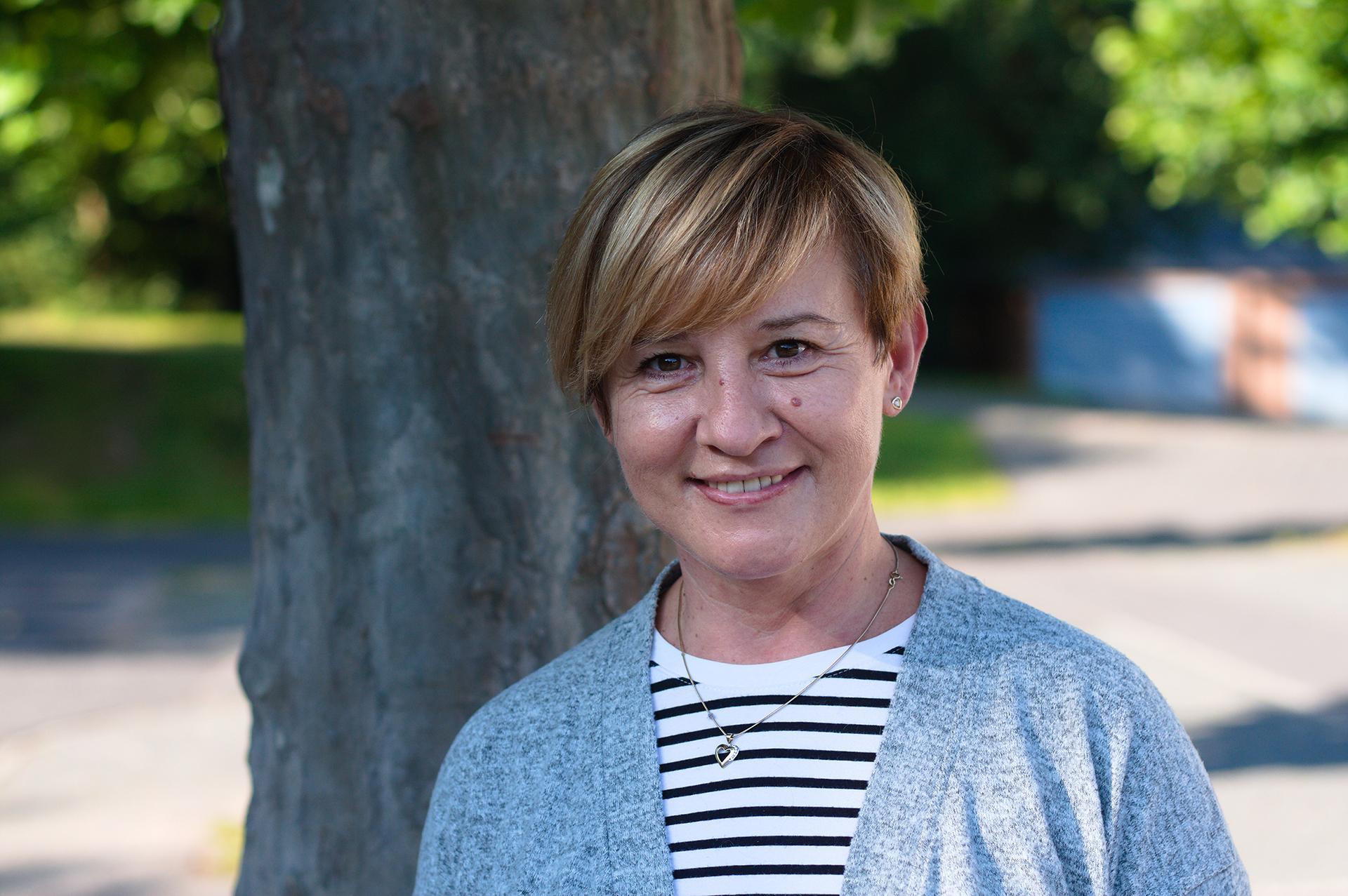 Frau Lindt
