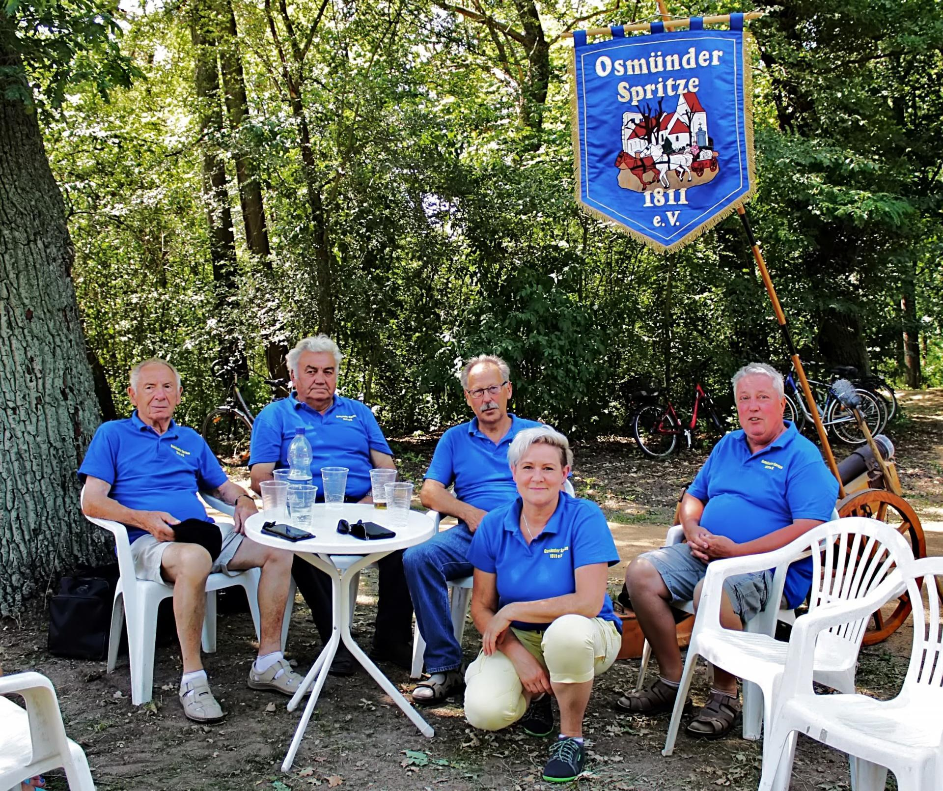Parkfest Dieskau