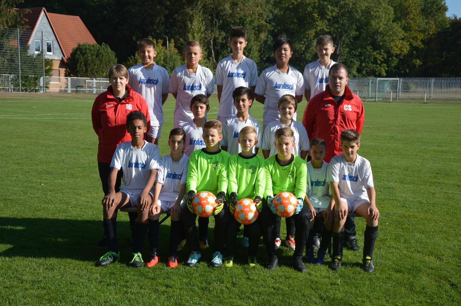 D2-Junioren 2018/19